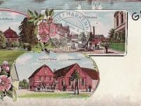 Der historische Gasthof in Gotha bei Jesewitz - der heutige Lindensaal